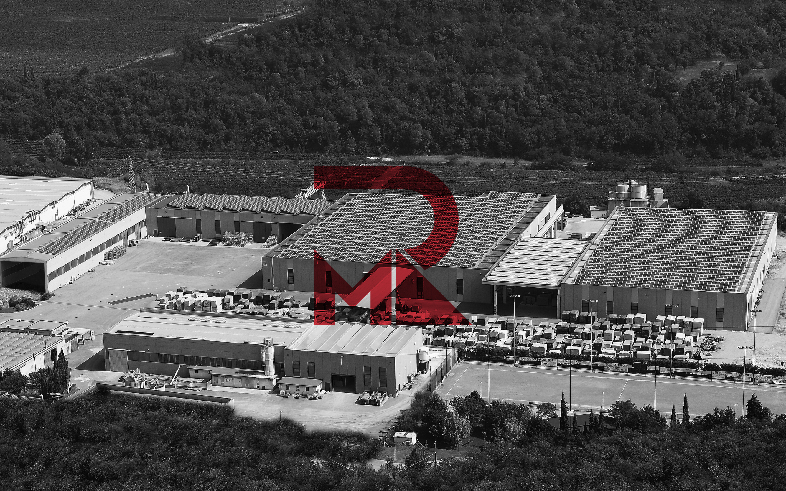 Marmi Rossi – Branding